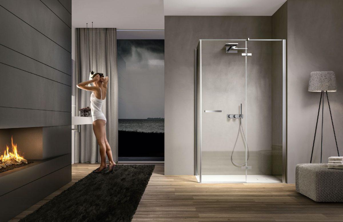 smart moderne duschkabine disenia. Black Bedroom Furniture Sets. Home Design Ideas