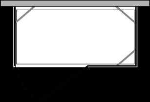 CNPOX + CNFI : Doppelte Fixseite mit Tür und Fixteil (Ecke)